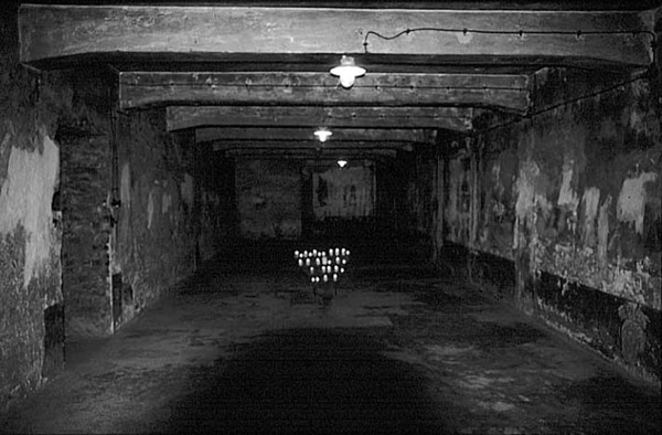A history of holocaust auschwitz and the gas chambers